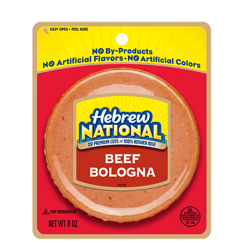Beef Bologna Nutrition Information